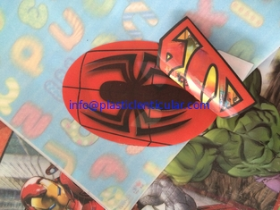 China PLASTICLENTICULAR lenticular fabric printing 3d tpu plastic lenticular textiles for clothes arts sewing supplier