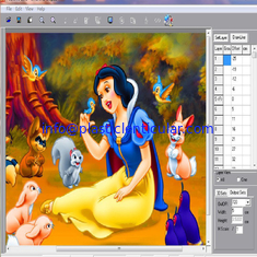China PLASTIC LENTICULAR 3d lenticular software 3d printer software for making 3d moving design supplier