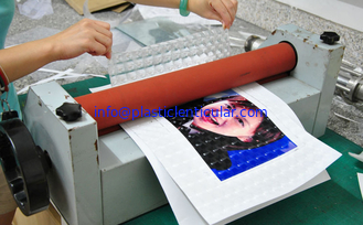 China PLASTICLENTICULAR 3d lenticular printing training for lenticular products productions supplier