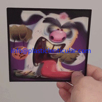 China PLASTICLENTICULAR PSDTO3D lenticular software can make lenticular 3d effect morphing effect supplier